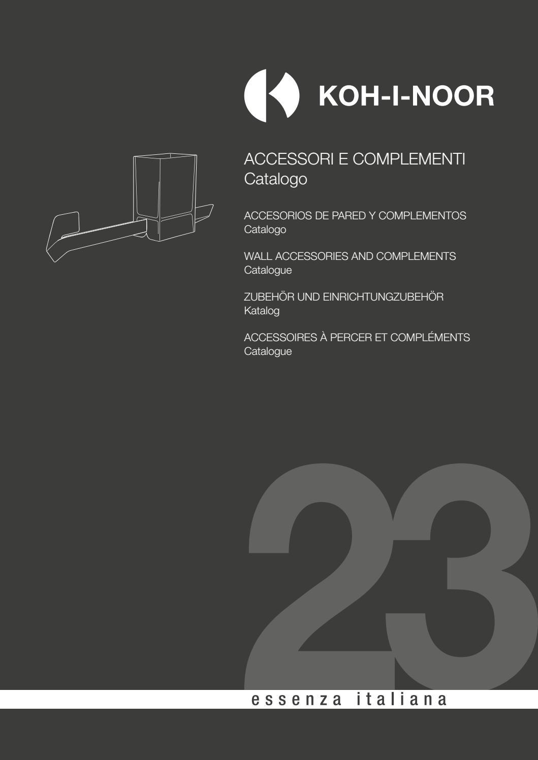Koh-I-Noor 5357KK Dispenser Serie Classic Cromo