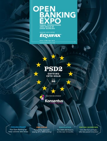 Open Banking Expo Magazine Issue 2 by Open Banking Expo - issuu