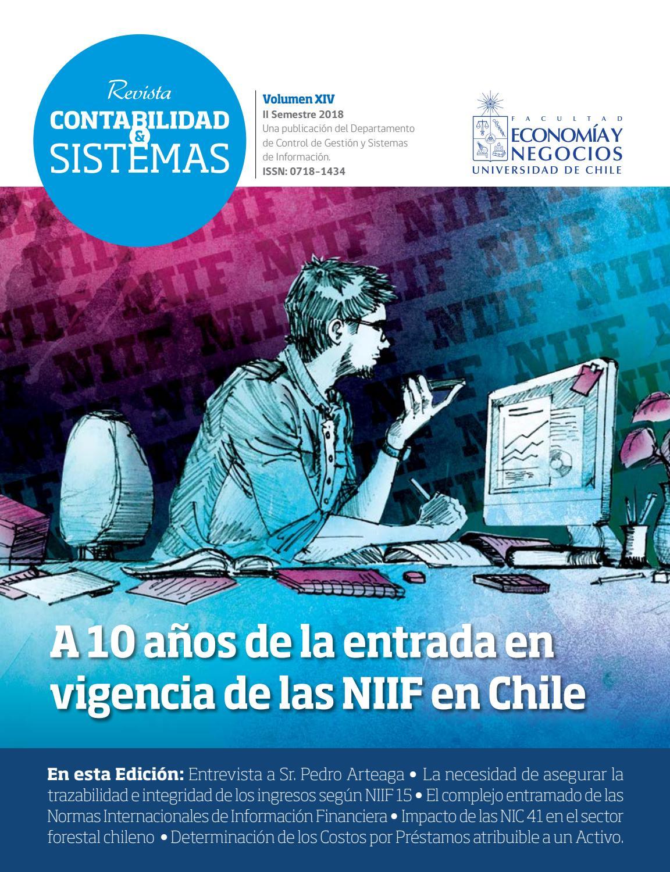 Revista Contabilidad Y Sistemas Xiv By Andres Venegas