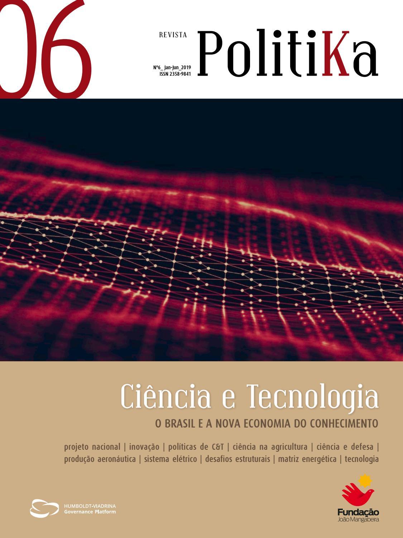 Revista Politika Nº 6 Janeiro Junho 2019 Português By