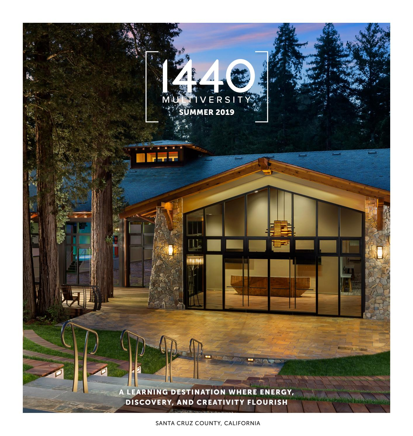 1440 Multiversity Summer 2019 Catalog by 1440 Multiversity