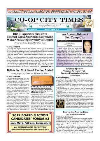 Co-op City Times - Issuu