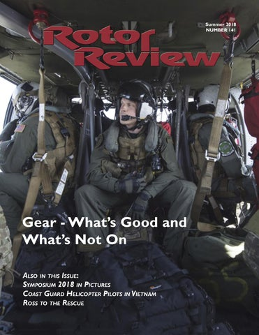 Rotor Review # 141 Summer 2018 by Naval Helicopter