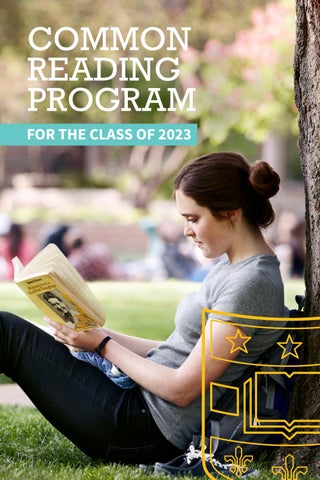 Common Reading Program Guide 2019 by WU First Year Center