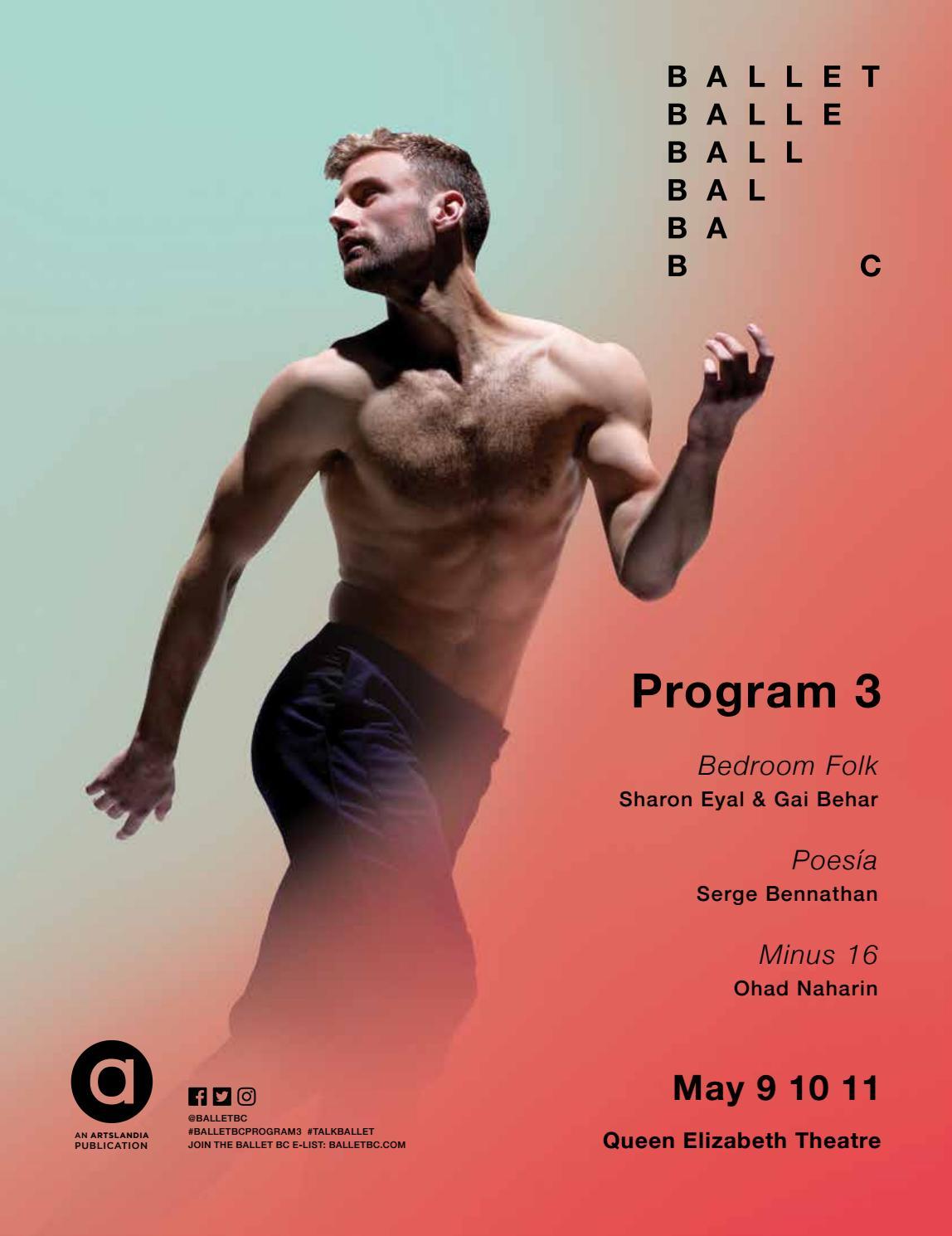 2e8d88892b4d4 Program 3 - Ballet BC by Artslandia - issuu