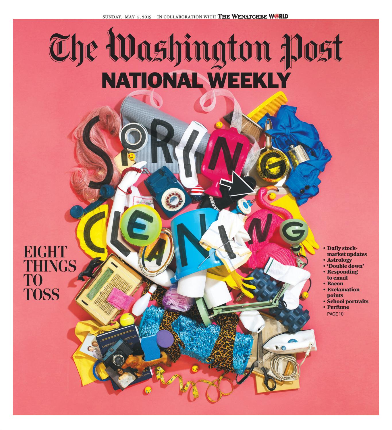 The Washington Post National Weekly - May 5, 2019 by The Wenatchee