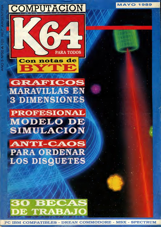 La Issuu By 50 Número De Corgatelli Revistatech Ariel K64 7vYbf6gy