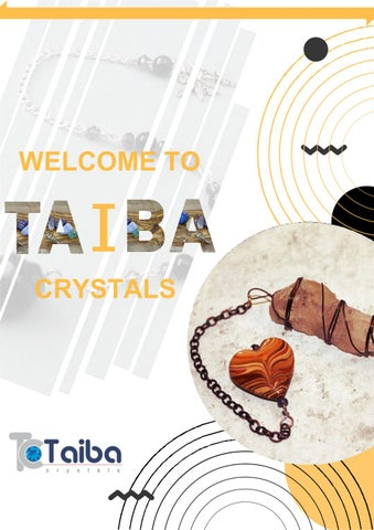How to Use a Pendulum by Taiba Crystals - issuu