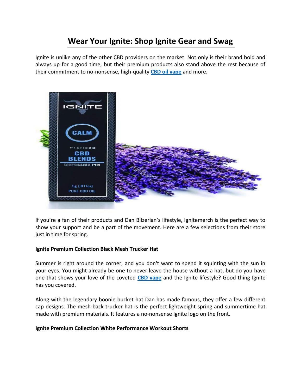 Ignite lavender cbd  🏷️ Lavender Tongue Drops  2019-10-01