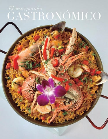 Page 40 of Paraíso Gastronómico