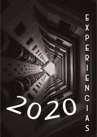 Poster Calendario 2020.Calendario 2020 By Maria Fernanda Zarate Jaramillo Issuu