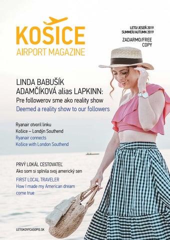 88219a2f7f0a Košice Airport Magazine 01 2019 by LEMUR - issuu