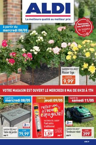 Catalogue Aldi Du 6 Au 12 Mai 2019 By Monsieurechantillons Fr Issuu