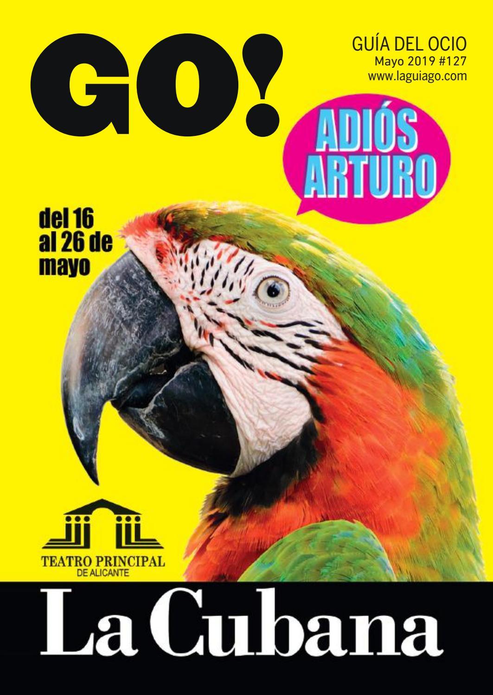 Revista Go Alicante Mayo 2019 By Laguiago Com Issuu