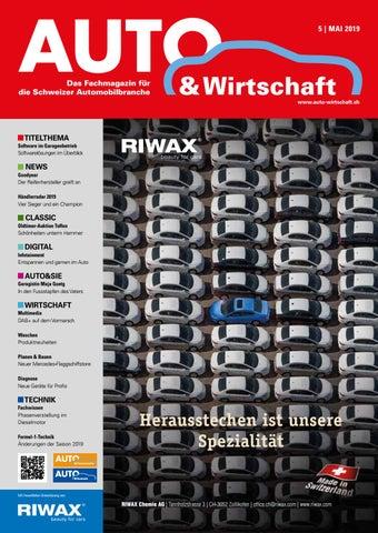 A W 05 2019 By A W Verlag Ag Issuu