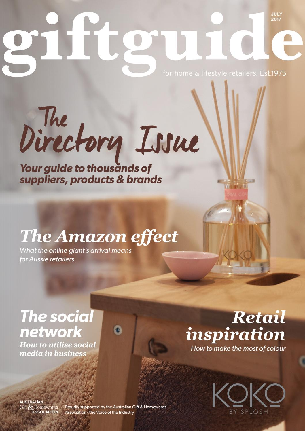 Giftguide July 2017 by The Intermedia Group - issuu