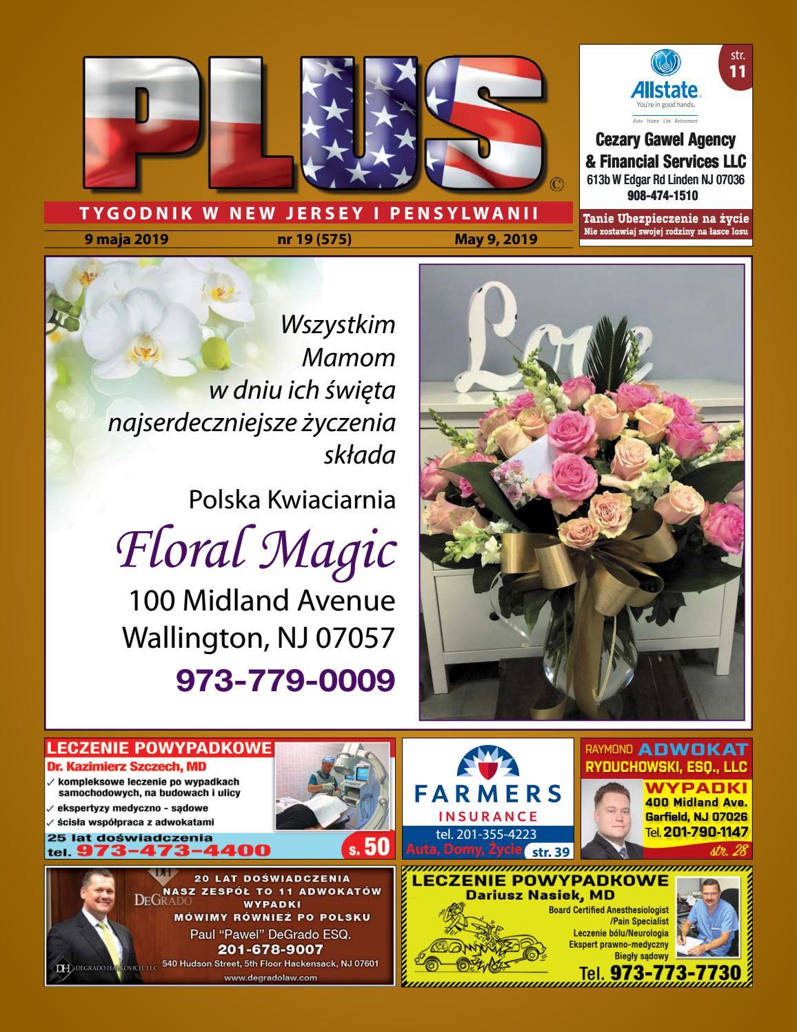 f9872fea82b109 Najnowszy numer Tygodnika PLUS w New Jersey by PLUS Media Group - issuu