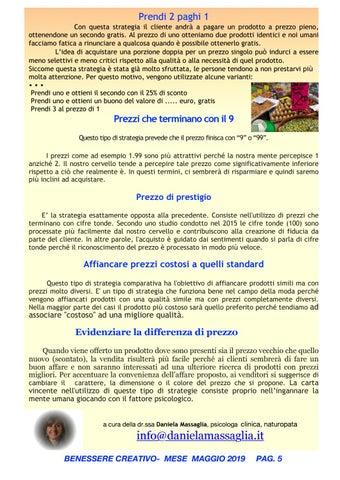 Page 5 of i segreti per attirare clienti e far credere di risparmiare