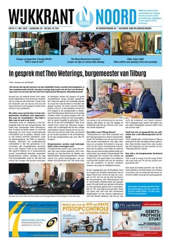 Wijkkrant Noord 2019   Editie 3 by Jasper Razenberg issuu