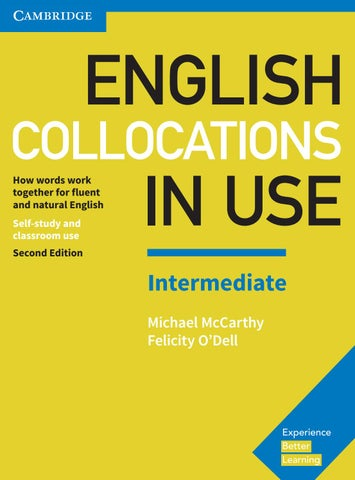 Collocations Extra Book