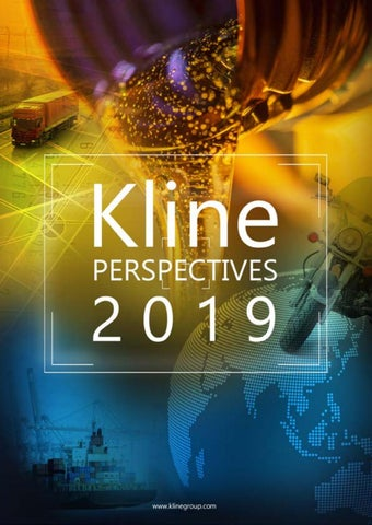 Page 1 of Kline Perspectives on the Lubricants Industry - Look Inside Sample