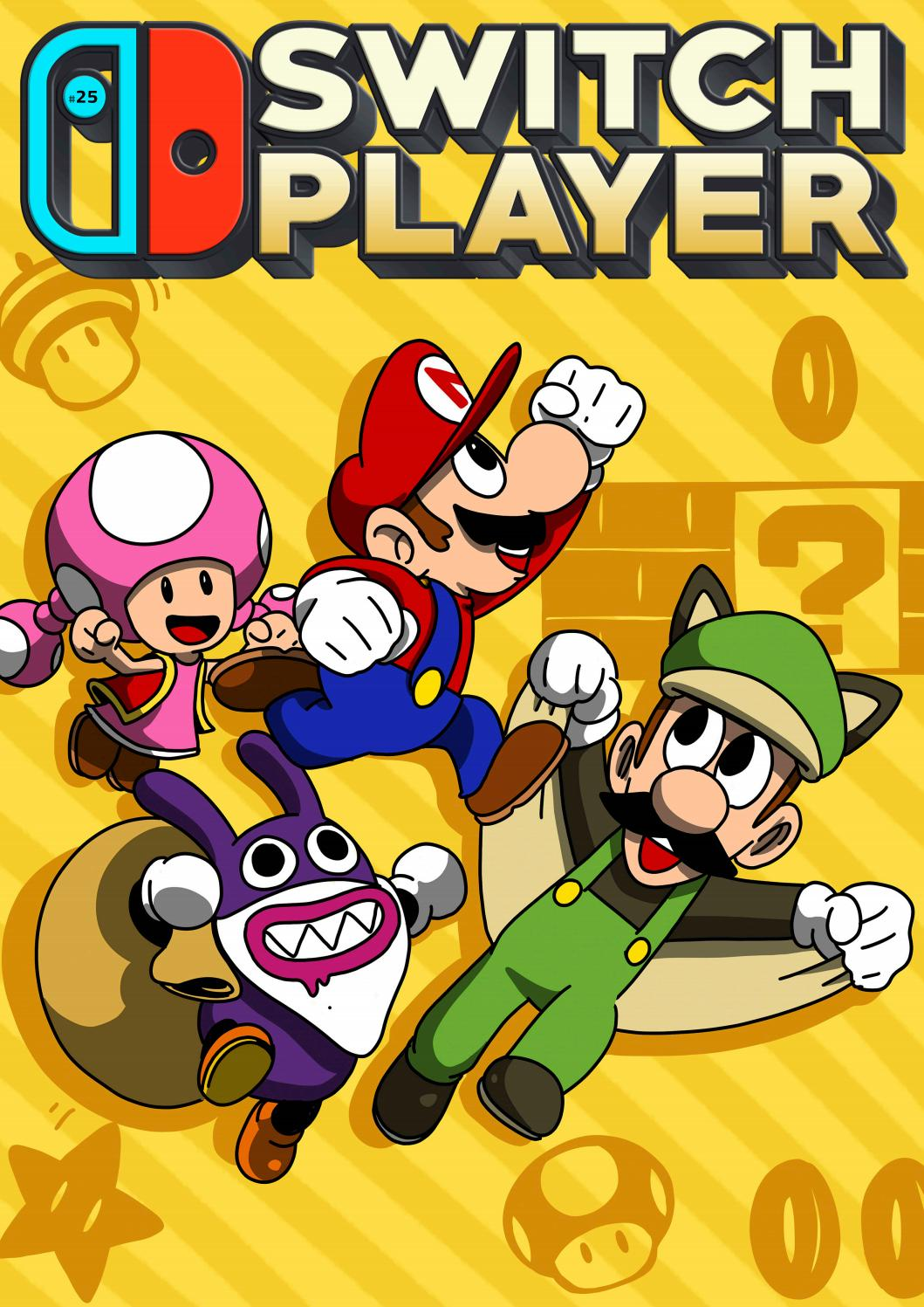 Switch Player 25 Feb 2019 By Switch Player Issuu