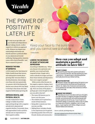 Page 40 of The power of positivity in later life