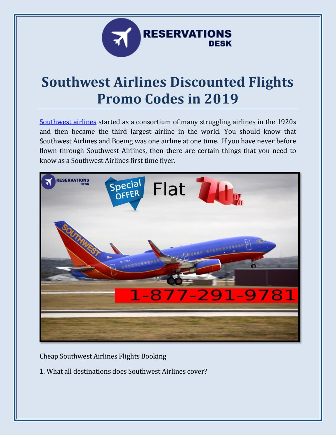 southwest airline code