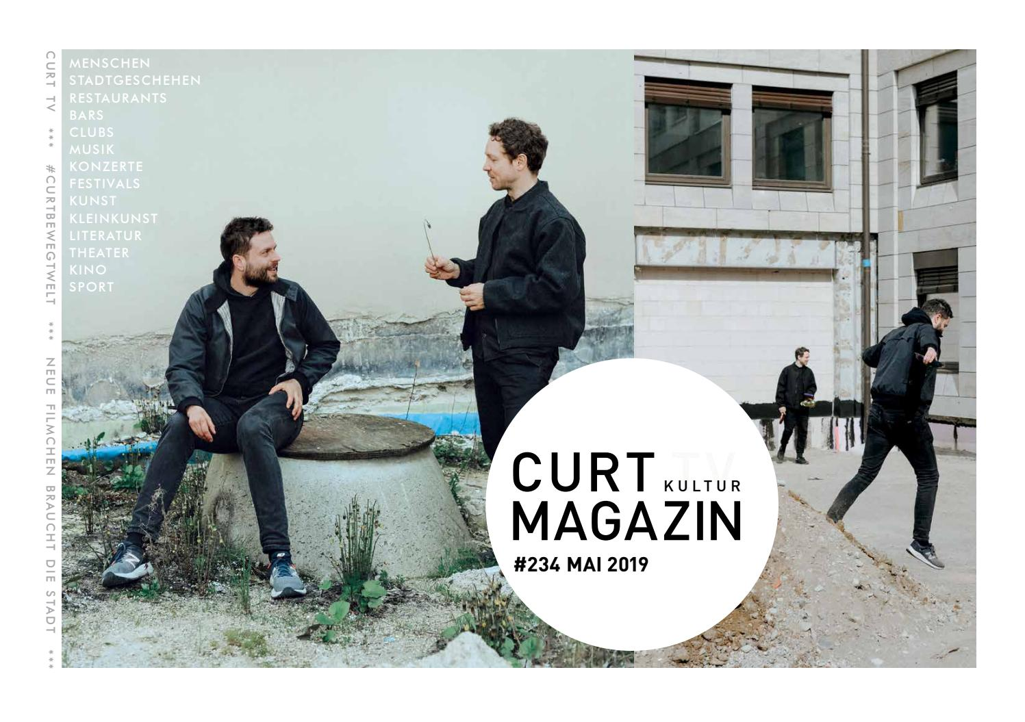 Curt N F E 234 Mai 2019 By Curt Magazin Issuu