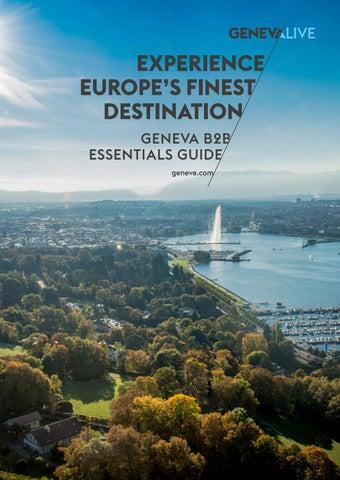 Geneva The B2B Essentials Guide