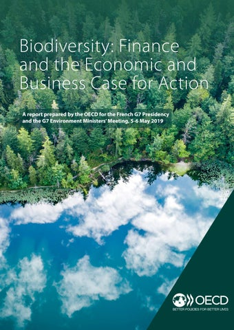 ae10763a2644 Biodiversity: Finance and the Economic and Business Case for Action ...