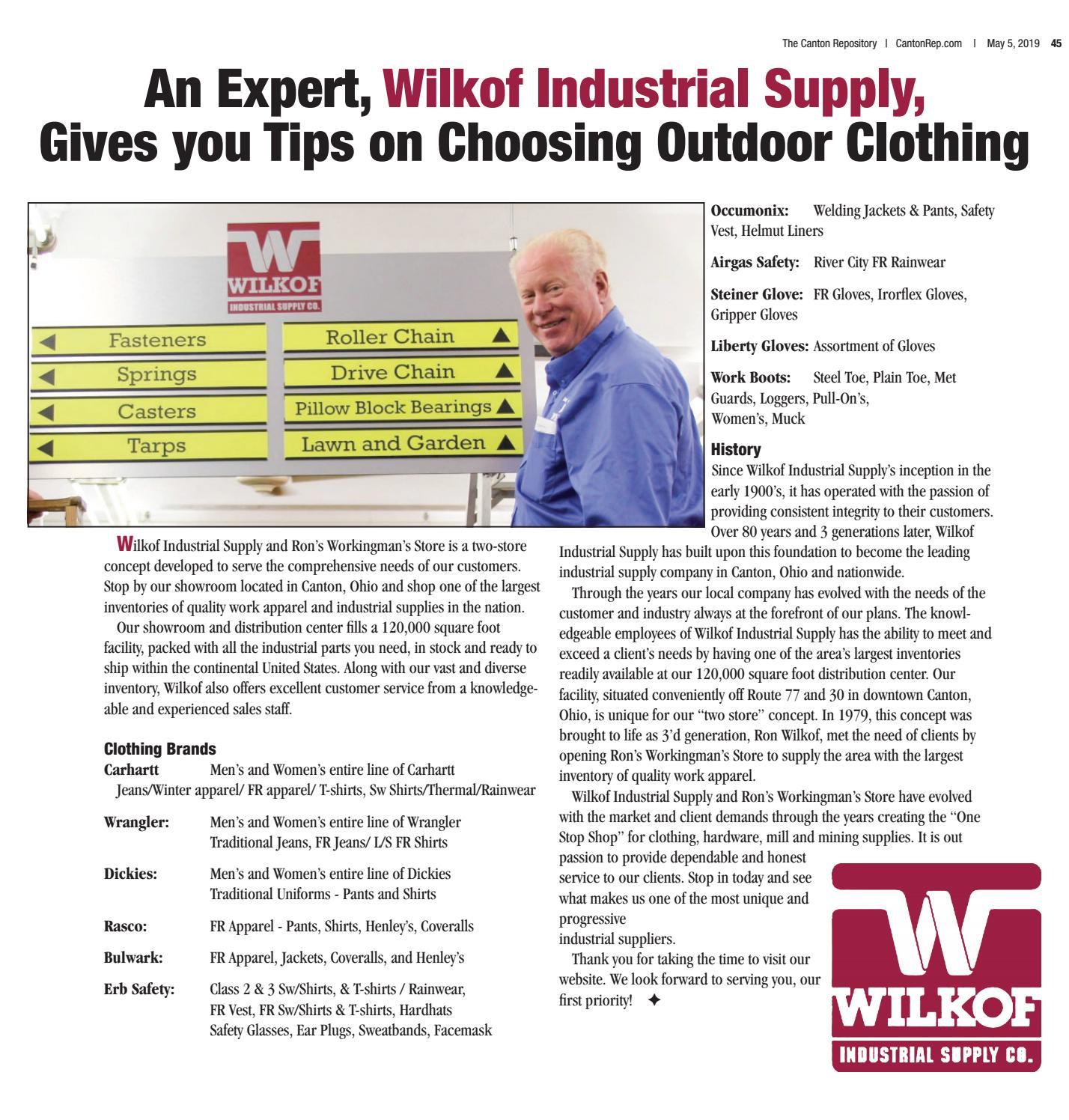 Wilkof Industrial Supply by CantonRepository - issuu
