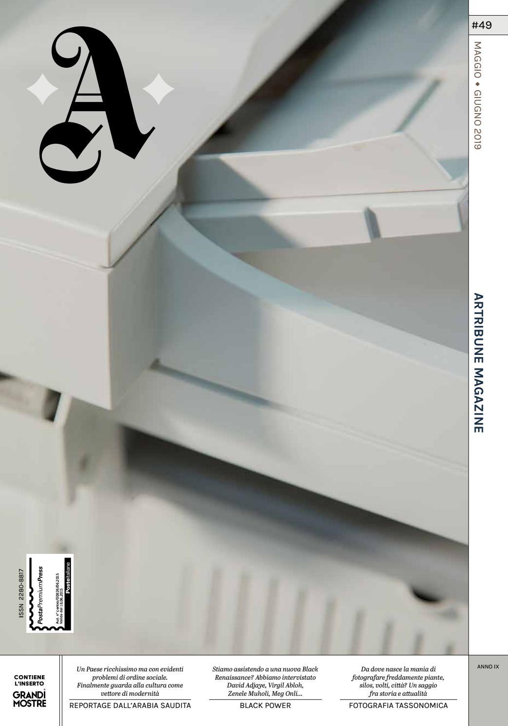 dbb49d9f58 Artribune Magazine #49 by Artribune - issuu