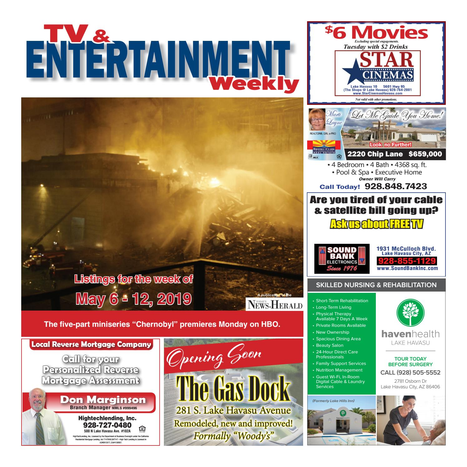 Tv Guide Week Of May 6 By Wick Communications Issuu