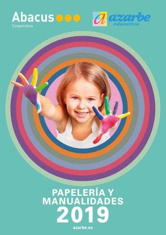6c340d62a Catálogo Papelería y Manualidades 2019 by Azarbe Educativos - issuu