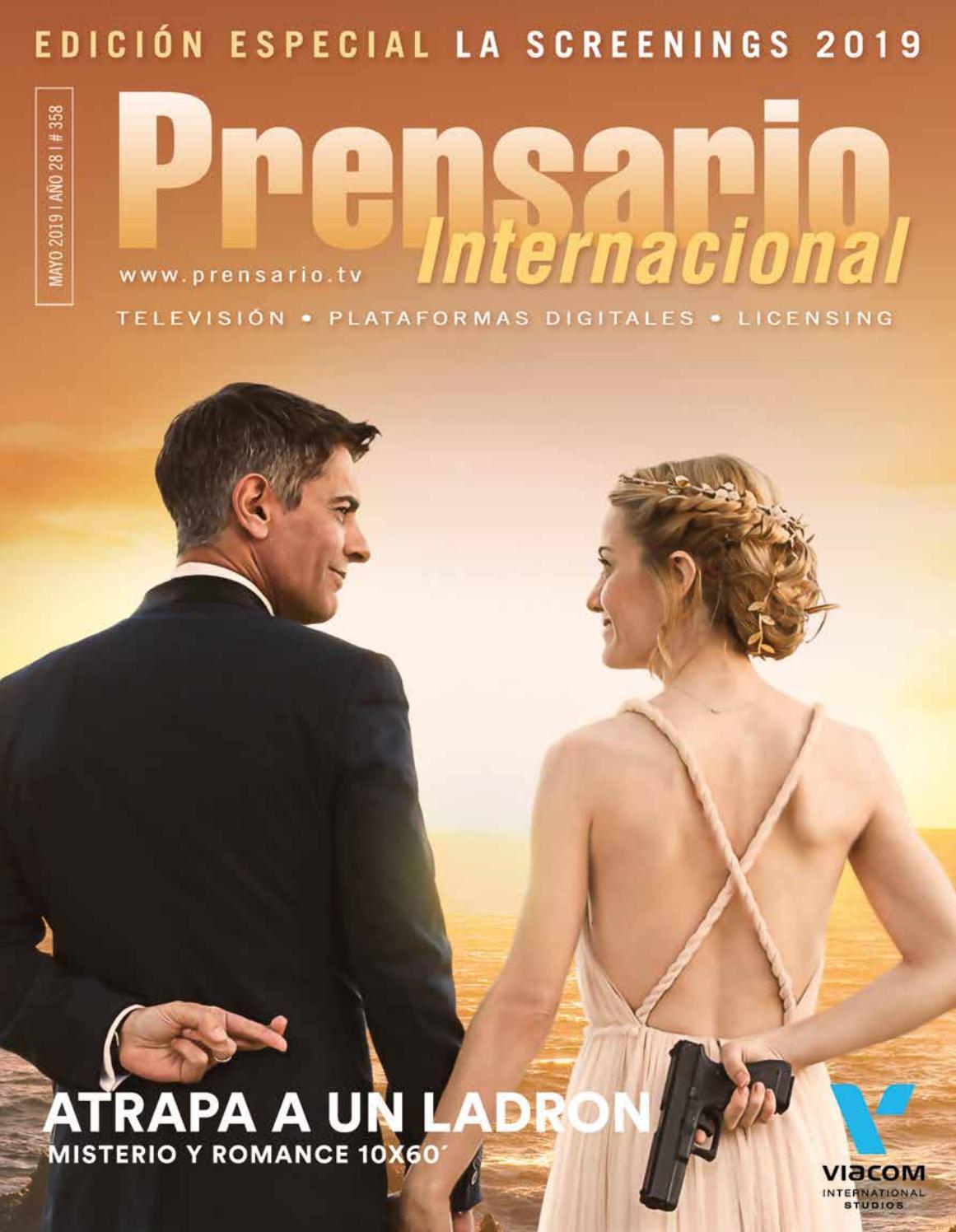 Edición La Screenings 2019 Mayo 2019 By Prensario Issuu