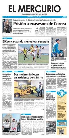 7e46114b9 El Mercurio-31-03-2019 by Diario El Mercurio Cuenca - issuu