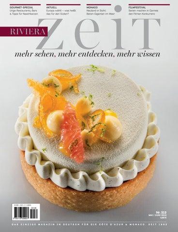 Riviera Zeit - Mai/Juni 2019 by Riviera Press - issuu