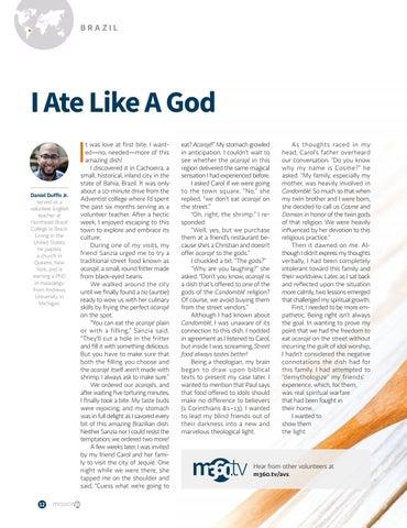 Page 12 of I Ate Like A God