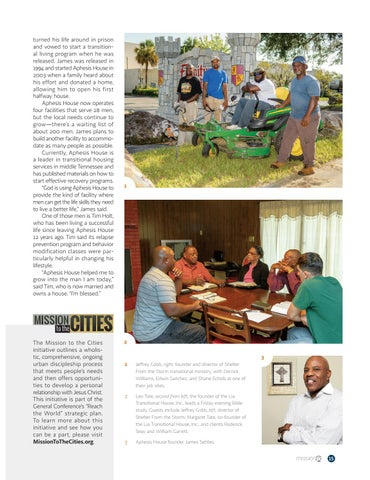Page 15 of Hope for EX-OFFENDERS