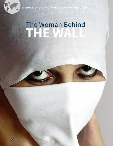 Page 6 of The Woman Behind THE WALL