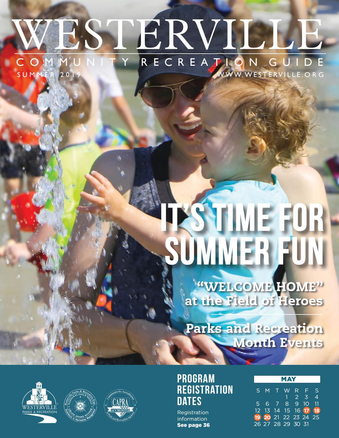 Summer 2019 Community Recreation Guide by City of