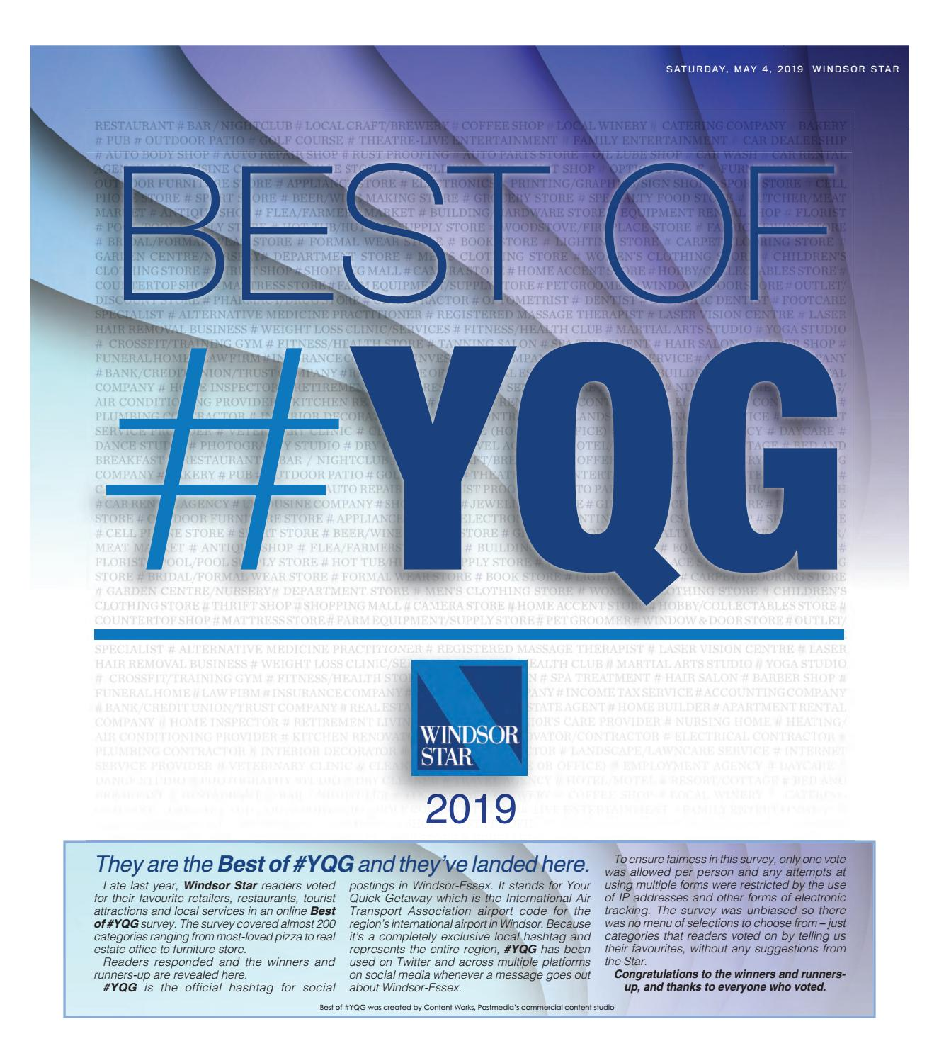 Best of #YQG by The Windsor Star - issuu