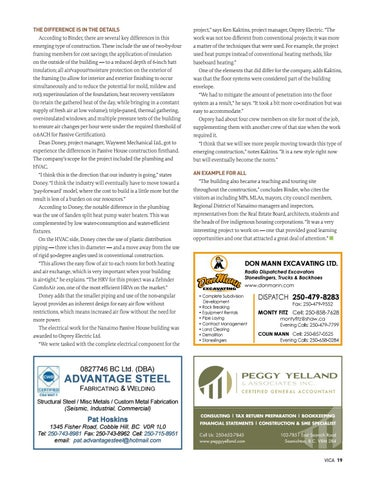 Page 19 of Passive House: A glimpse of what's to come