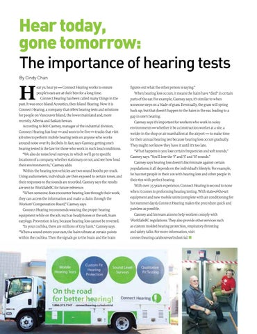 Page 48 of Hear today, gone tomorrow: The importance of hearing tests