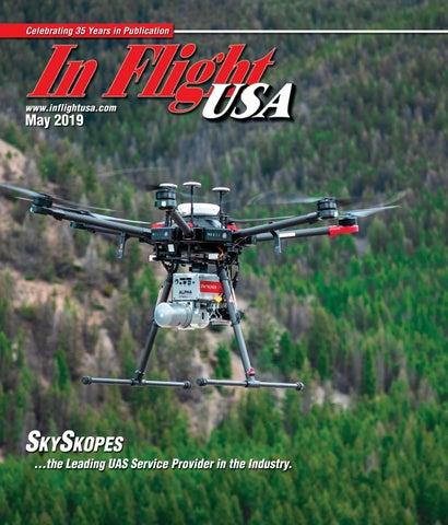 In Flight USA May 2019 by Anne Dobbins - issuu