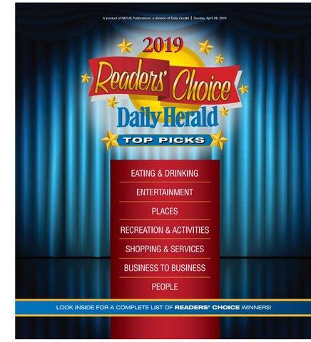 Reader S Choice 2018 Daily Herald Media Group
