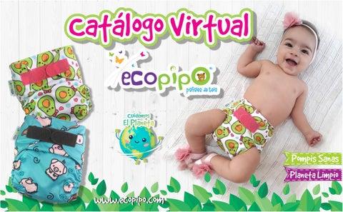 Catálogo Ecopipo Pañales De Tela Mayo 2019 By Ecopipo