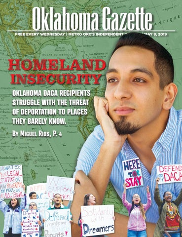 Homeland insecurity by Oklahoma Gazette - issuu