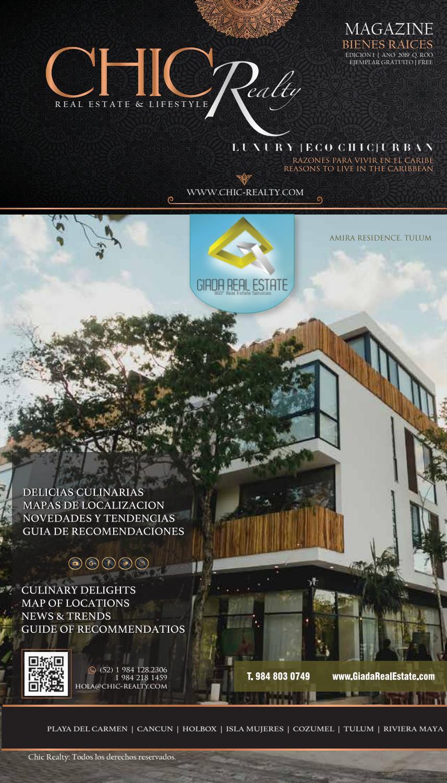 Chic Realty Magazine by Playa Oferta - issuu